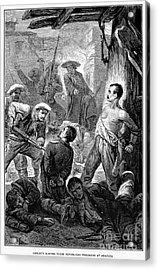 Spain: Second Carlist War Acrylic Print by Granger