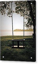 Swing Acrylic Print by Joana Kruse