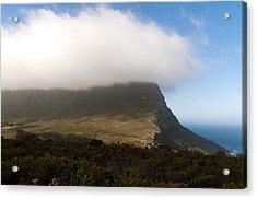 Table Mountain National Park Acrylic Print by Fabrizio Troiani