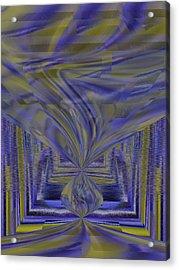 Tempest Acrylic Print by Tim Allen