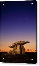 The Burren, County Clare, Ireland Acrylic Print by Richard Cummins