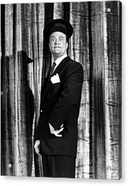 The Red Skelton Show, Red Skelton Acrylic Print by Everett