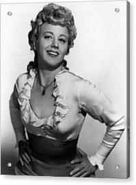 Winchester 73, Shelley Winters, 1950 Acrylic Print by Everett