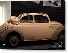 1938 Mercedes Benz 170h - 7d17311 Acrylic Print by Wingsdomain Art and Photography