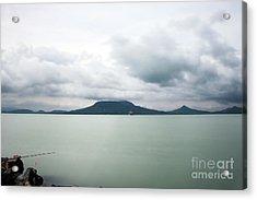 Landscape Acrylic Print by Odon Czintos