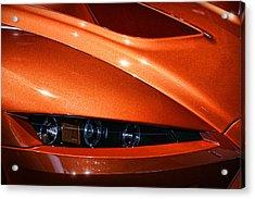2012 Falcon Motor Sports F7 Series 1  Acrylic Print by Gordon Dean II