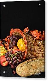 Cornucopia  Acrylic Print by Timothy OLeary