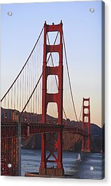 Golden Gate Bridge San Francisco Acrylic Print by Stuart Westmorland