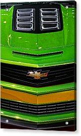 2012 Chevy Camaro Hot Wheels Concept Acrylic Print by Gordon Dean II