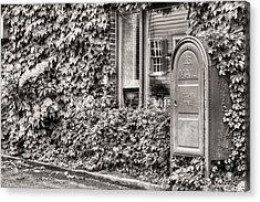 22747 Bw Acrylic Print by JC Findley