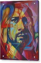 27 Acrylic Print by Steve Hunter