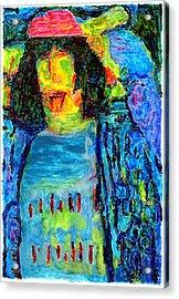 2b Or Not 2b   Acrylic Print by Phil Strang