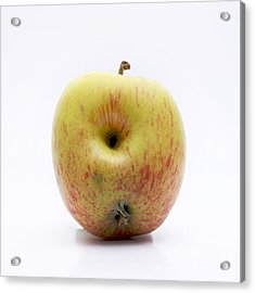 Apple Acrylic Print by Bernard Jaubert
