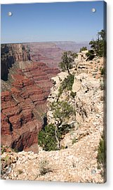 Grand Canyon National Park Arizona Usa Acrylic Print by Audrey Campion