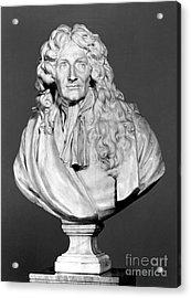 Jean De La Fontaine Acrylic Print by Granger