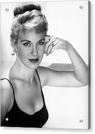 Joanne Woodward, Ca. 1950s Acrylic Print by Everett