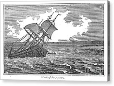 Pitcairn Island Acrylic Print by Granger