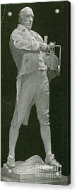 Richard Trevithick, English Inventor Acrylic Print by Science Source