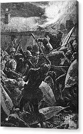 Zulu War, 1879 Acrylic Print by Granger