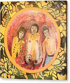 Are You Experienced. Acrylic Print by Ken Zabel
