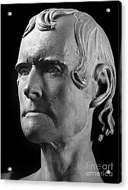 Thomas Jefferson (1743-1826) Acrylic Print by Granger