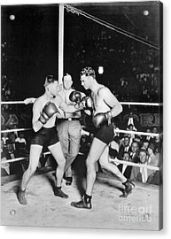 Jack Dempsey (1895-1983) Acrylic Print by Granger