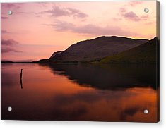 Sunset Acrylic Print by Svetlana Sewell