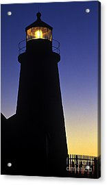 Pemaquid Point Lighthouse Acrylic Print by John Greim