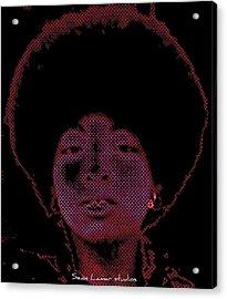 70's Acrylic Print by Sean Abbott