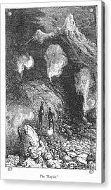 Verne: Journey Acrylic Print by Granger
