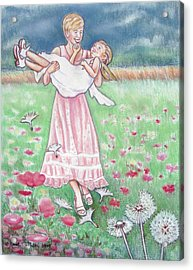 A Day To Remember Acrylic Print by Carol OMalley
