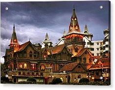 A Fairytale - Eric Moller Villa Shanghai Acrylic Print by Christine Till