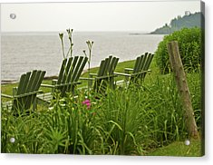 A Place To Relax Acrylic Print by Paul Mangold