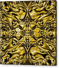Abrakadabra I.   Acrylic Print by Tautvydas Davainis