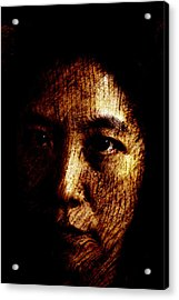 Ageless Acrylic Print by Christopher Gaston