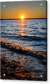 All Ends Well Acrylic Print by Jane Brack