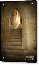 All Experience Is An Arch Acrylic Print by Heiko Koehrer-Wagner