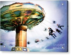 All The Fun Of The Fair Acrylic Print by Catherine MacBride