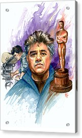 Almodovar Acrylic Print by Ken Meyer jr