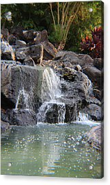 Ambient Sounds Acrylic Print by Raquel Amaral