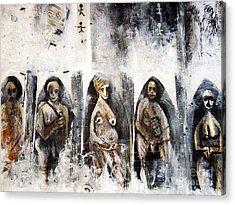 Ancestors Chamber Acrylic Print by Robert Daniels