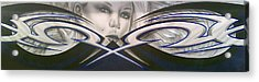 Angel Eyes Acrylic Print by Mike Royal