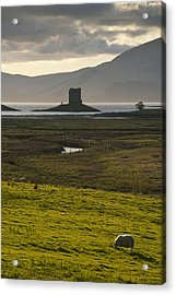 Appin, Argyll & Bute, Scotland Acrylic Print by Axiom Photographic