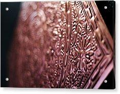 Arabic Ornament Acrylic Print by Devon VP