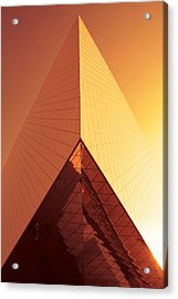 Architecture 3001 Acrylic Print by Falko Follert