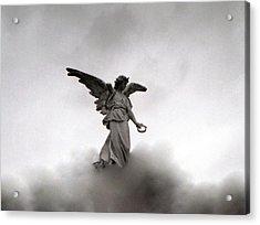 Armless Angel Acrylic Print by Doug  Duffey