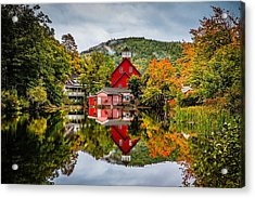 Ashland Acrylic Print by Robert Clifford