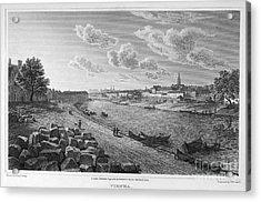 Austria: Vienna, 1821 Acrylic Print by Granger