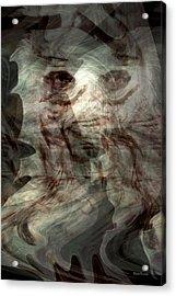 Awaken Your Mind Acrylic Print by Linda Sannuti