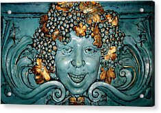 Bacchus Acrylic Print by Randall Weidner